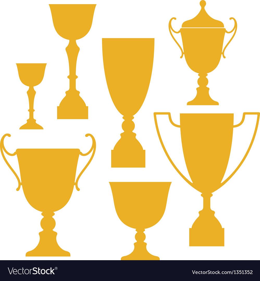 Trophy vector | Price: 1 Credit (USD $1)