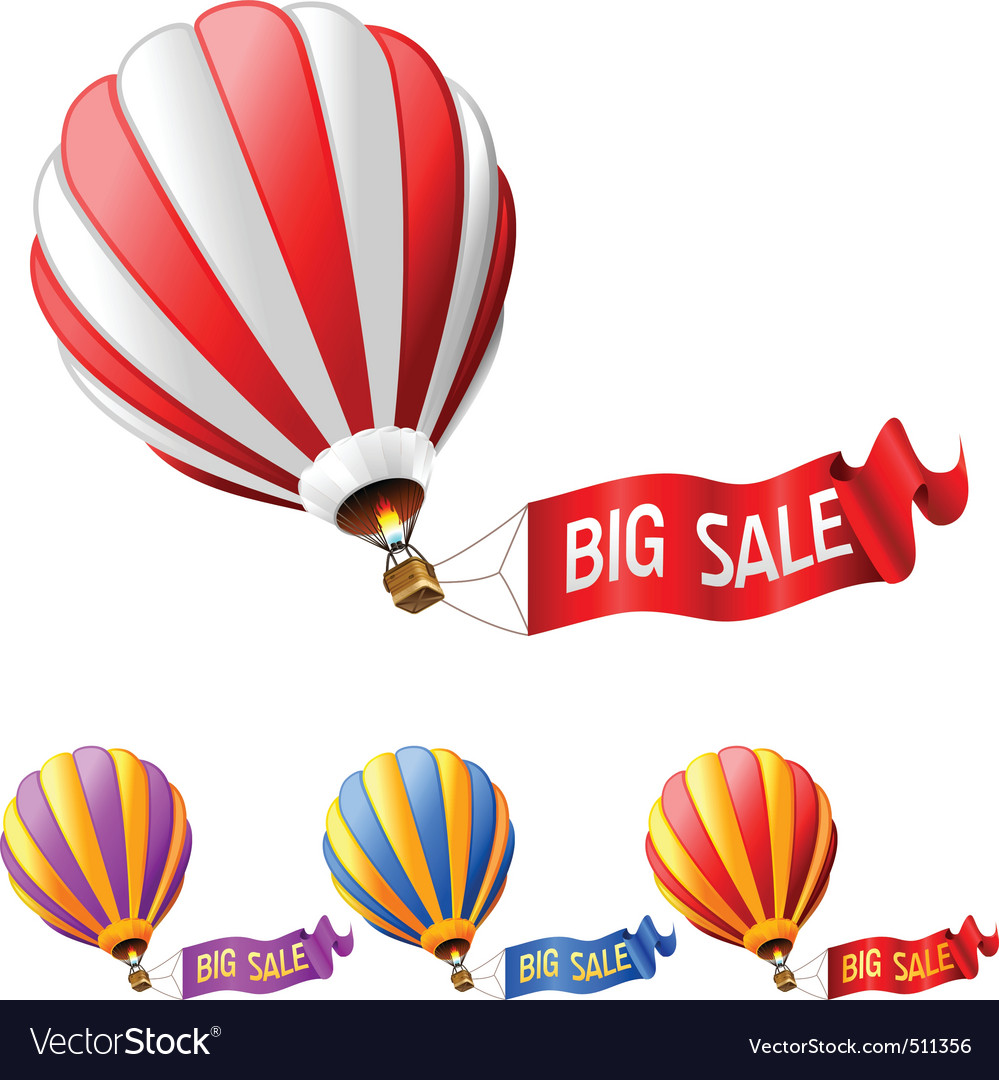 Big sale sign vector | Price: 3 Credit (USD $3)