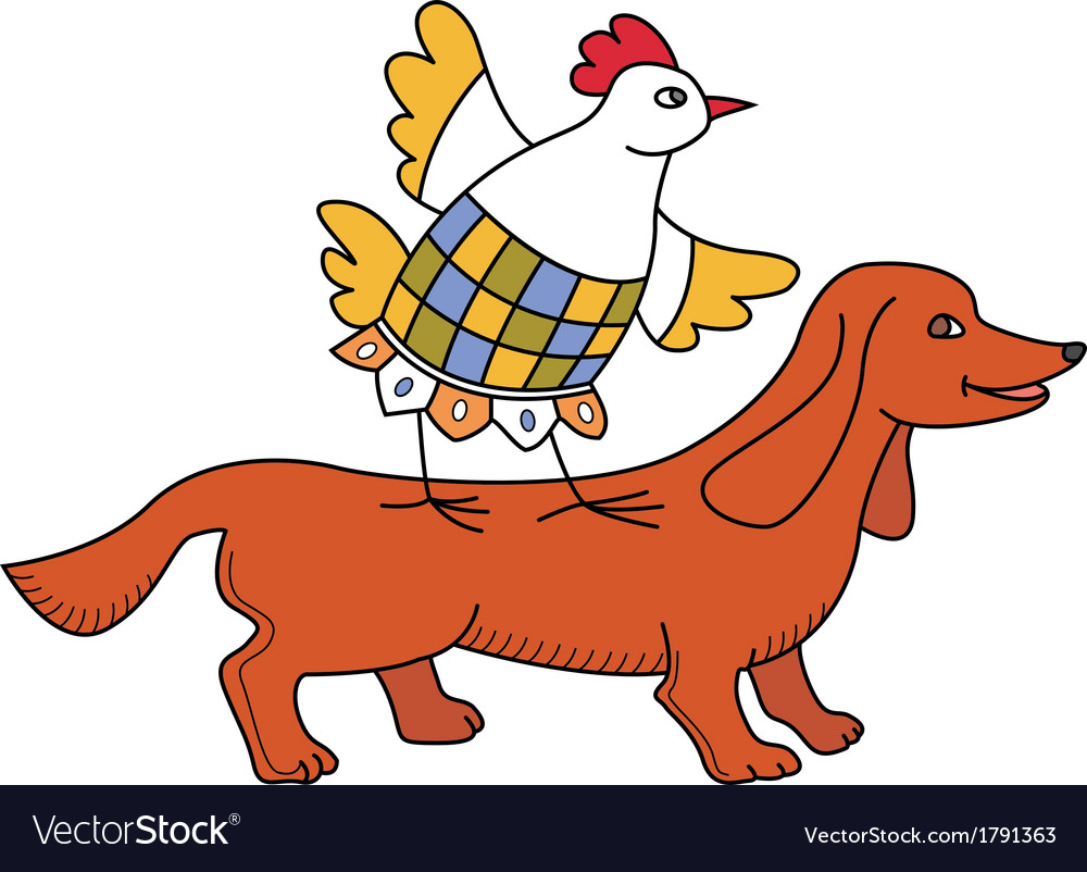 Chicken10 vector | Price: 1 Credit (USD $1)