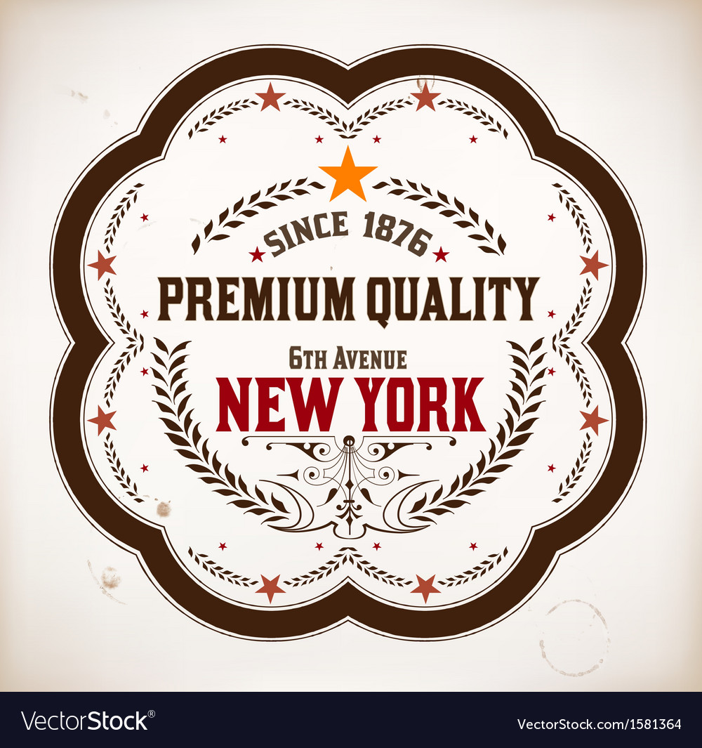 Premium quality card baroque ornaments vector | Price: 1 Credit (USD $1)