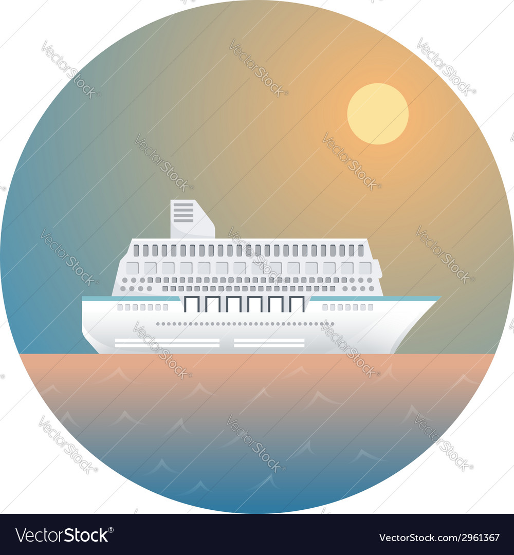 Ship detailed vector | Price: 1 Credit (USD $1)