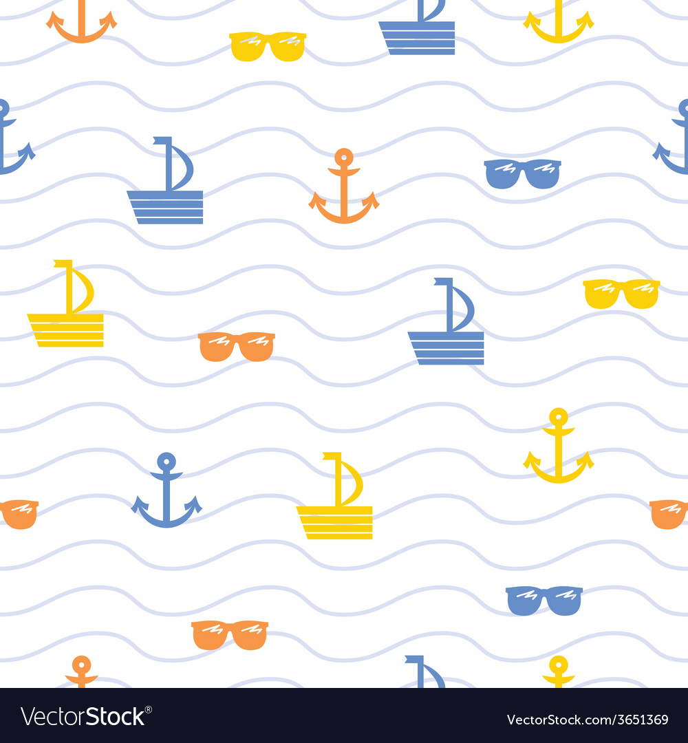 Sea background vector | Price: 1 Credit (USD $1)