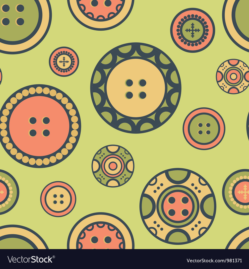 Buttons on green vector | Price: 1 Credit (USD $1)