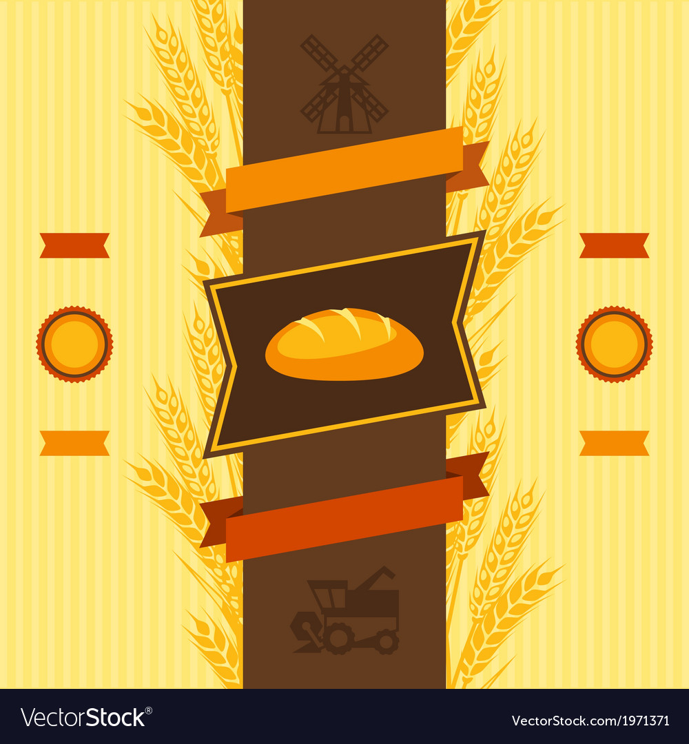 Package design for the bread vector | Price: 1 Credit (USD $1)