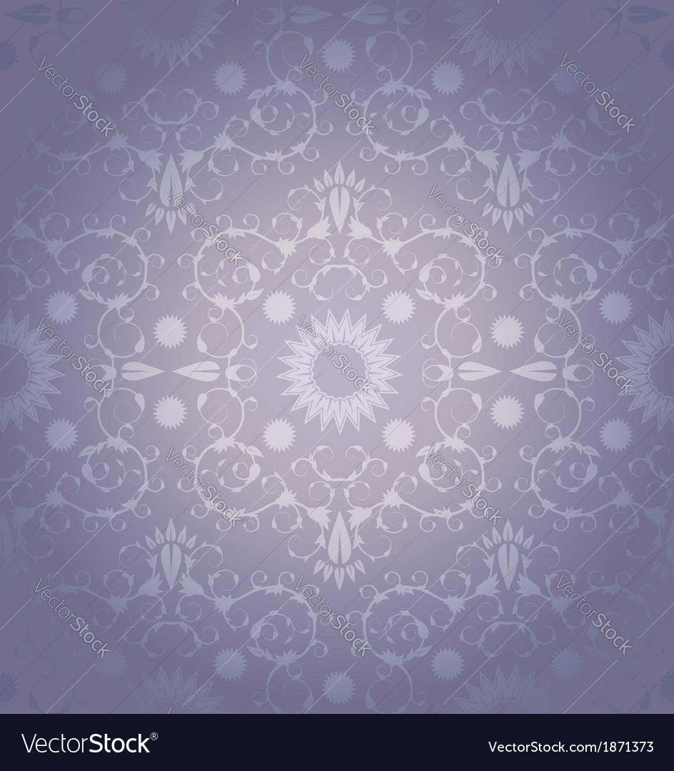 Baroque geometric background vector | Price: 1 Credit (USD $1)