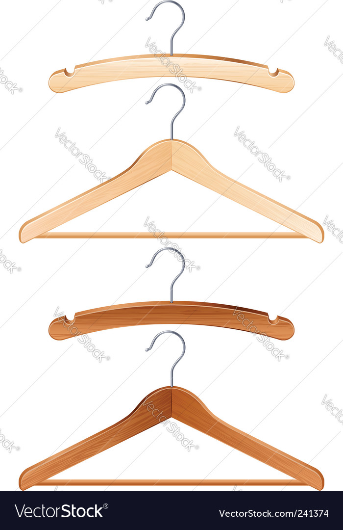Clothing hanger vector | Price: 3 Credit (USD $3)