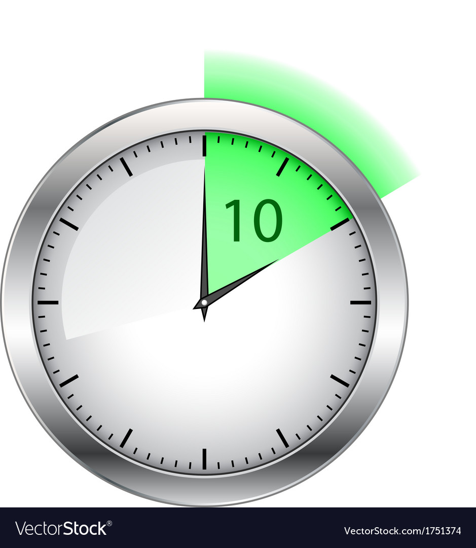 Timer with shine vector   Price: 1 Credit (USD $1)