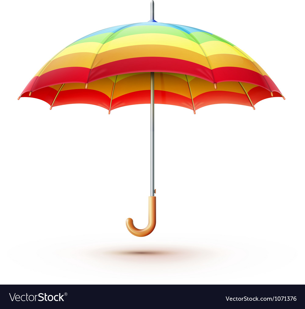 Umbrella vector | Price: 3 Credit (USD $3)