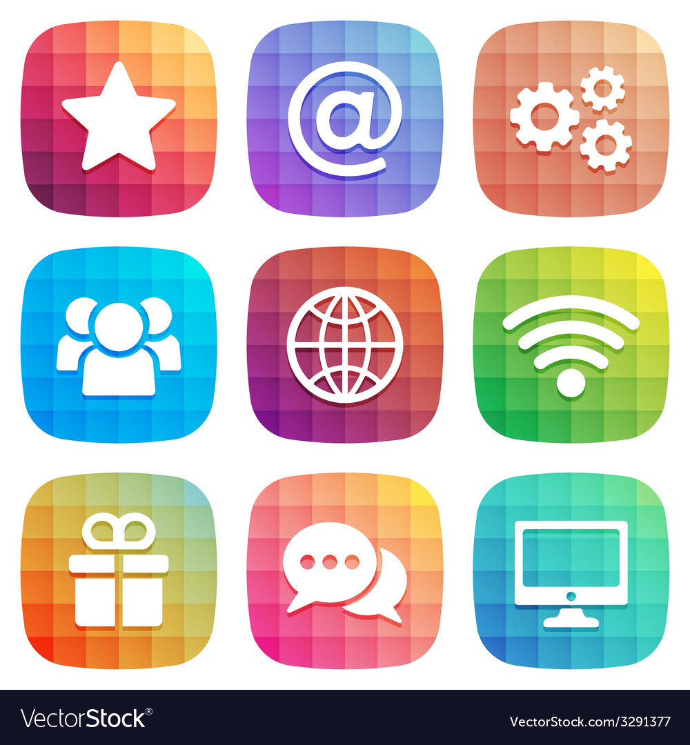 Trendy icon for web and mobile element vector | Price: 1 Credit (USD $1)