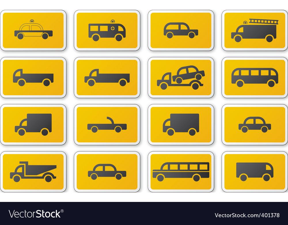 City transportation vector | Price: 1 Credit (USD $1)