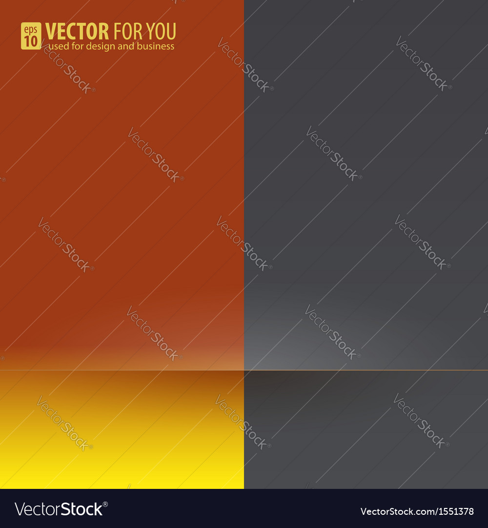 Contrast of colors background vector | Price: 1 Credit (USD $1)