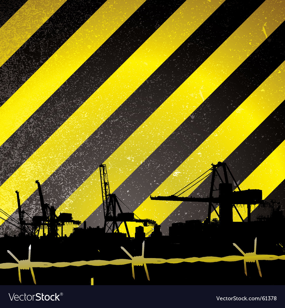Crane stripe vector | Price: 1 Credit (USD $1)