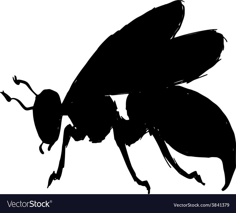 Wasp vector   Price: 1 Credit (USD $1)