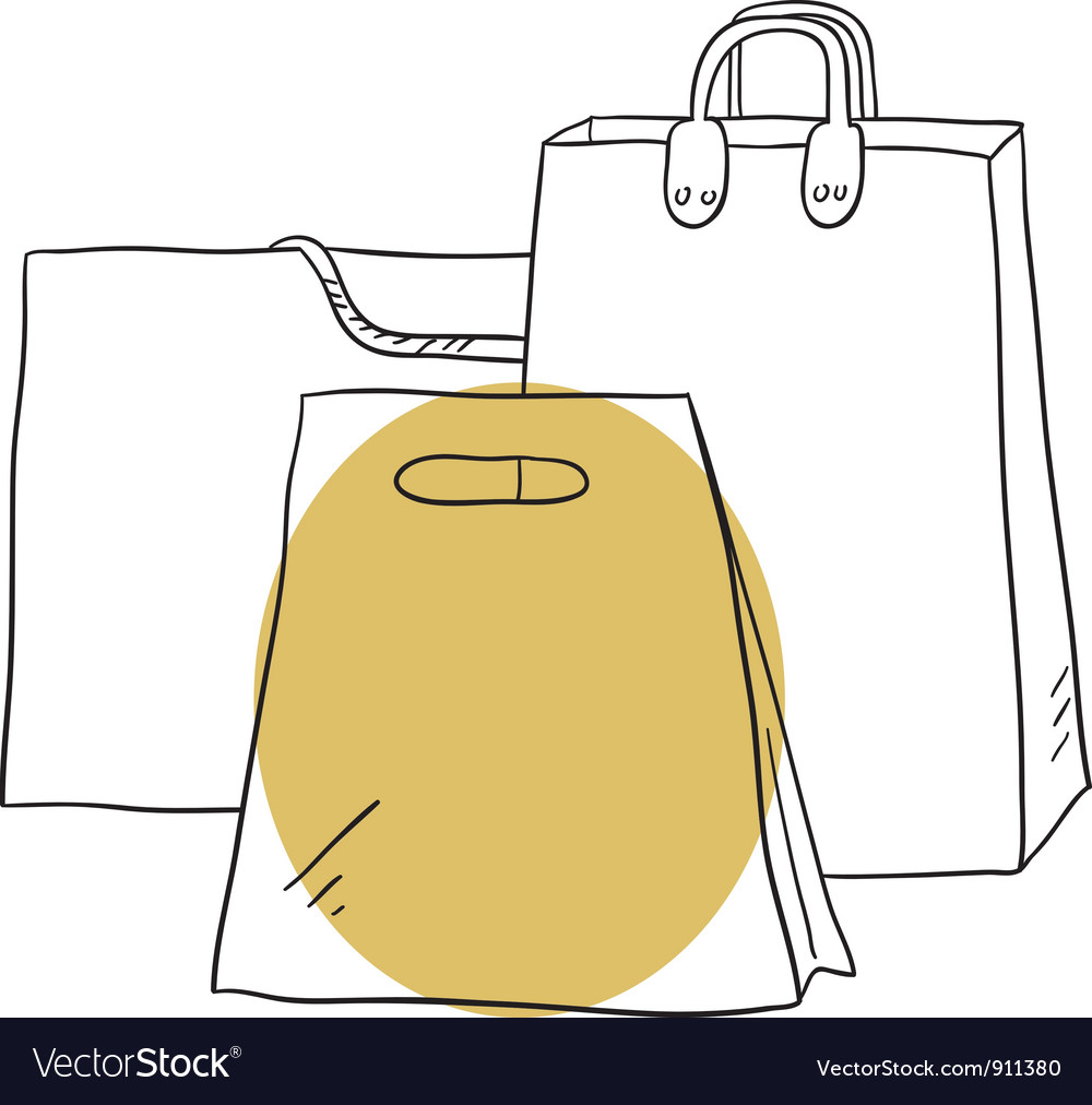 The bags vector | Price: 1 Credit (USD $1)