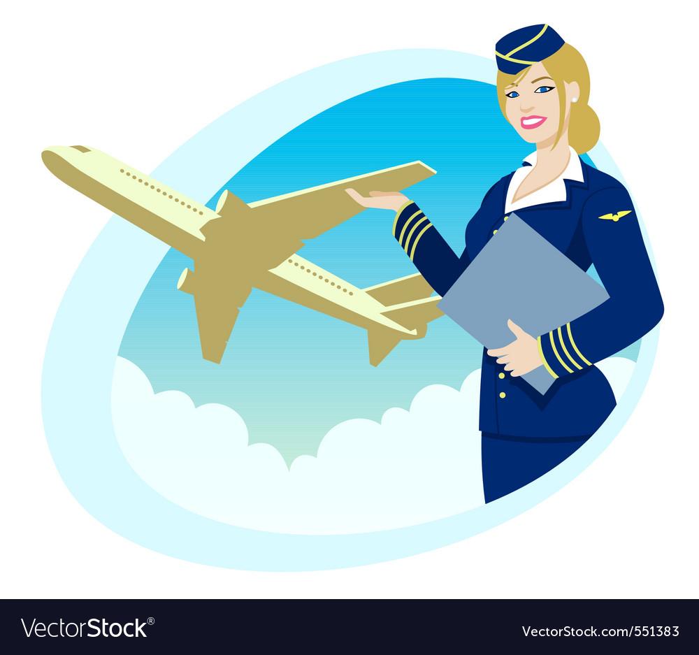 Air travel vector | Price: 3 Credit (USD $3)