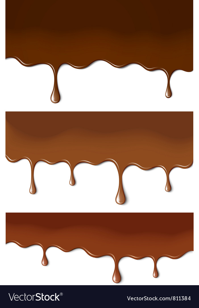 Chocolate stains vector | Price: 1 Credit (USD $1)