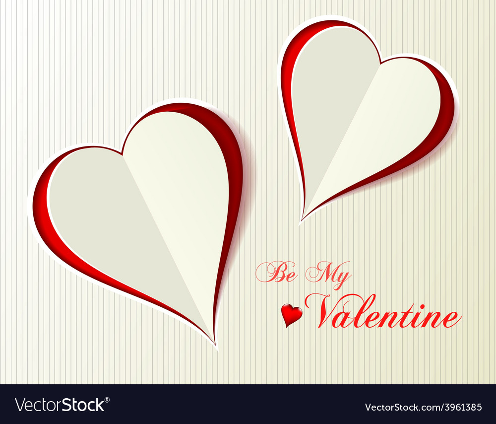 Valentine love hearts for any occasion vector | Price: 1 Credit (USD $1)