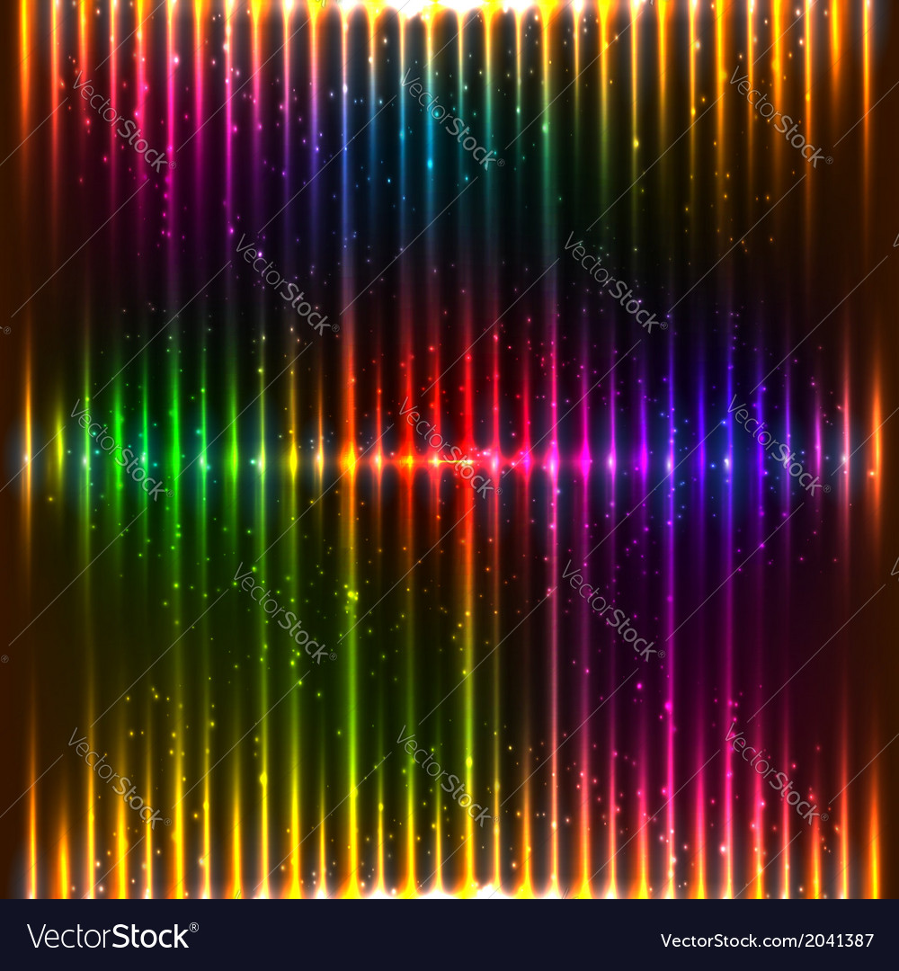 Neon lights background vector | Price: 1 Credit (USD $1)