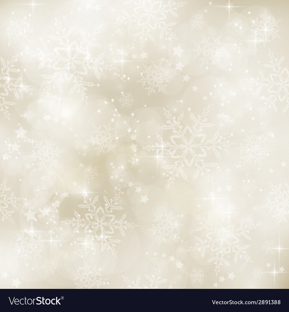 Soft blurry winter christmas vector | Price: 1 Credit (USD $1)