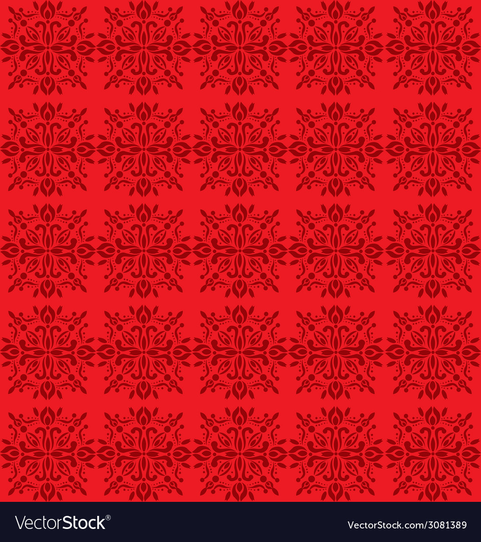 Classic oriental pattern vector | Price: 1 Credit (USD $1)
