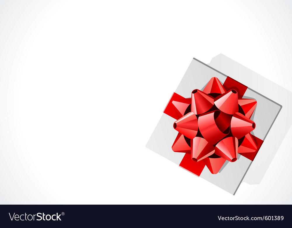 Elegant present background vector | Price: 1 Credit (USD $1)
