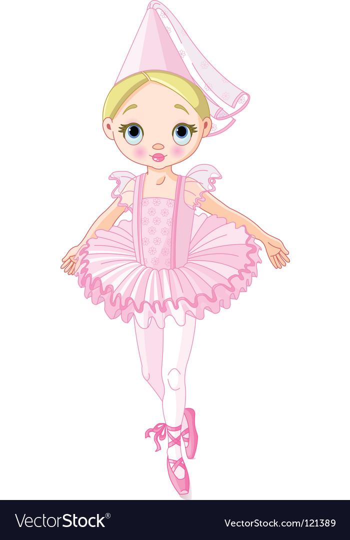 Pink princess vector | Price: 3 Credit (USD $3)