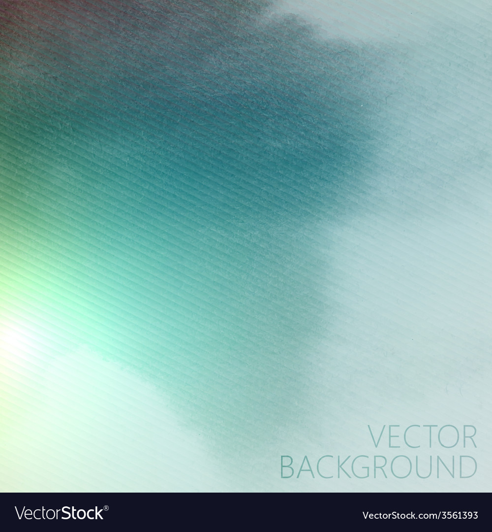 Abstract blue azure watercolor background with vector | Price: 1 Credit (USD $1)
