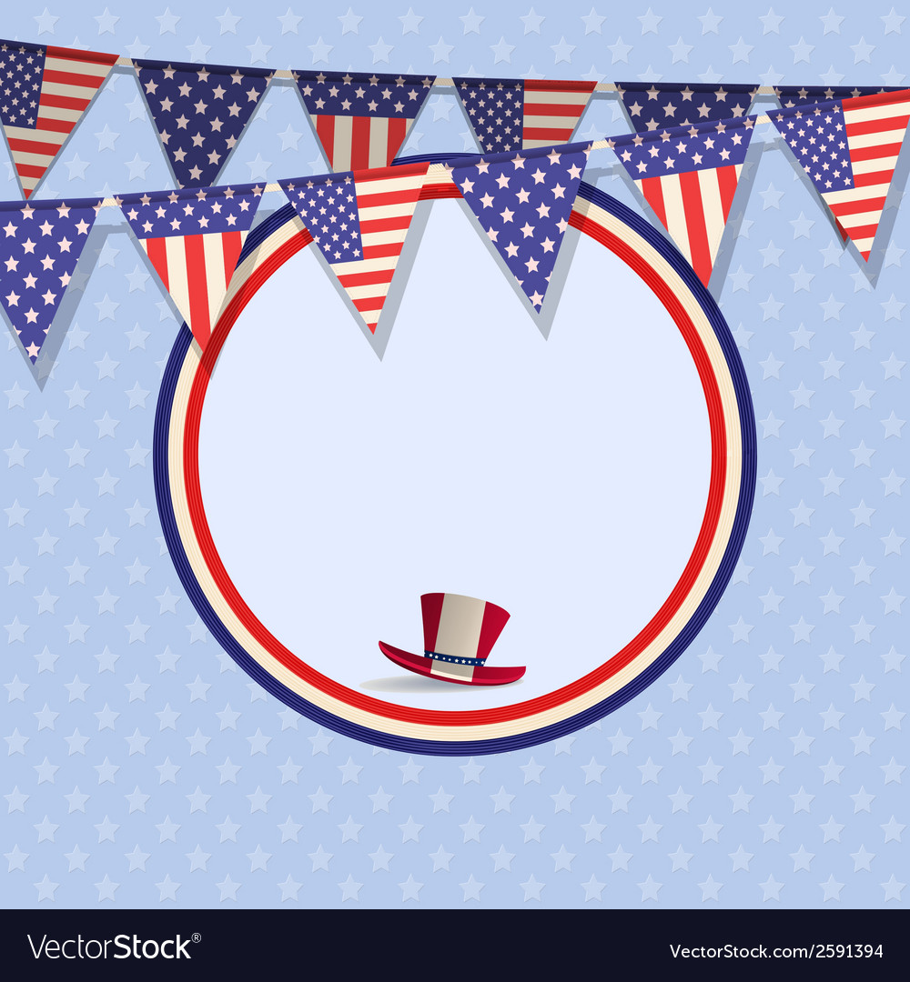 Independence day background2 vector | Price: 1 Credit (USD $1)