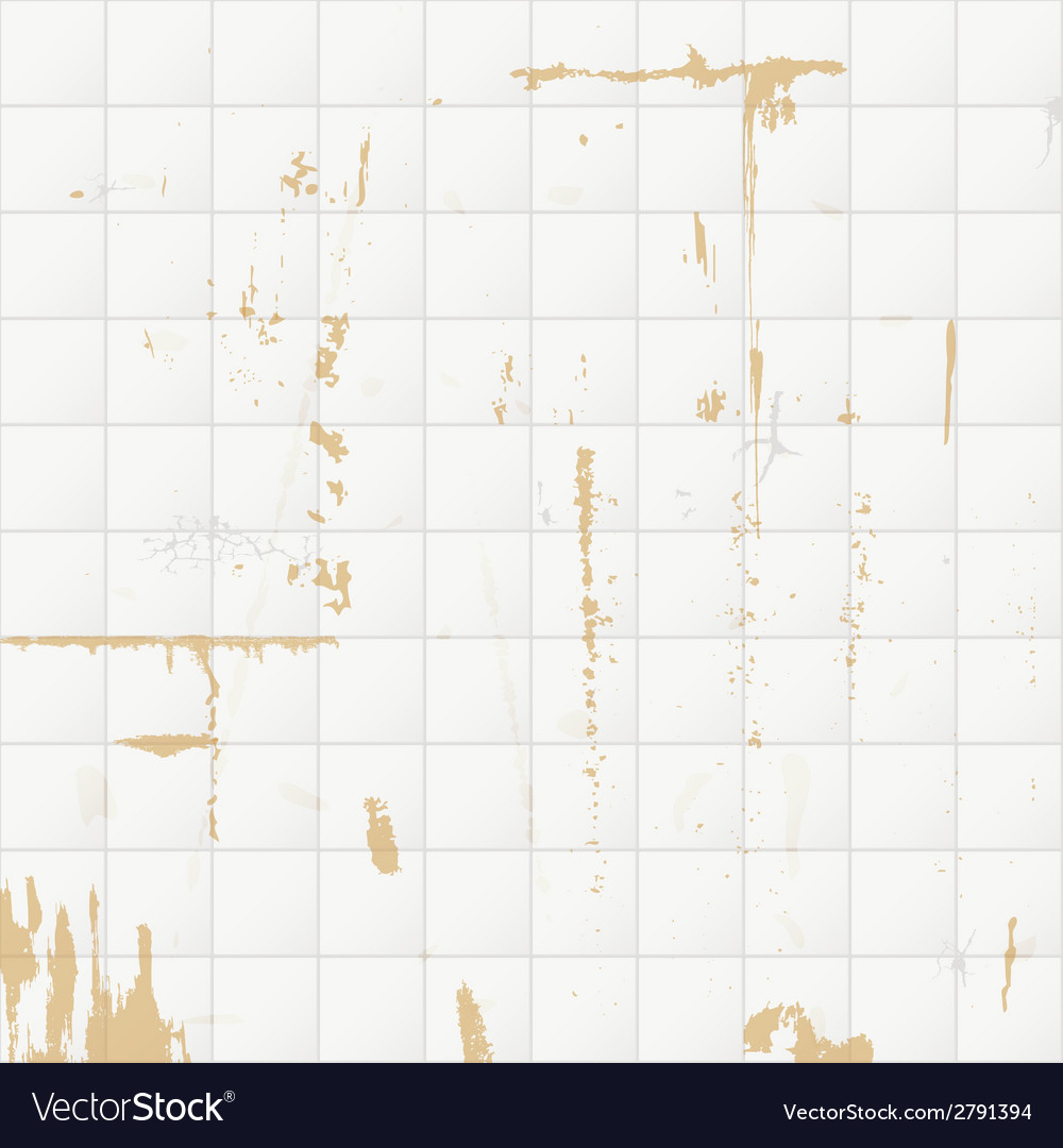 Rusty tile wall vector | Price: 1 Credit (USD $1)