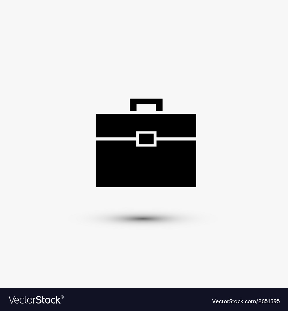 Black web icon on white background eps10 vector | Price: 1 Credit (USD $1)