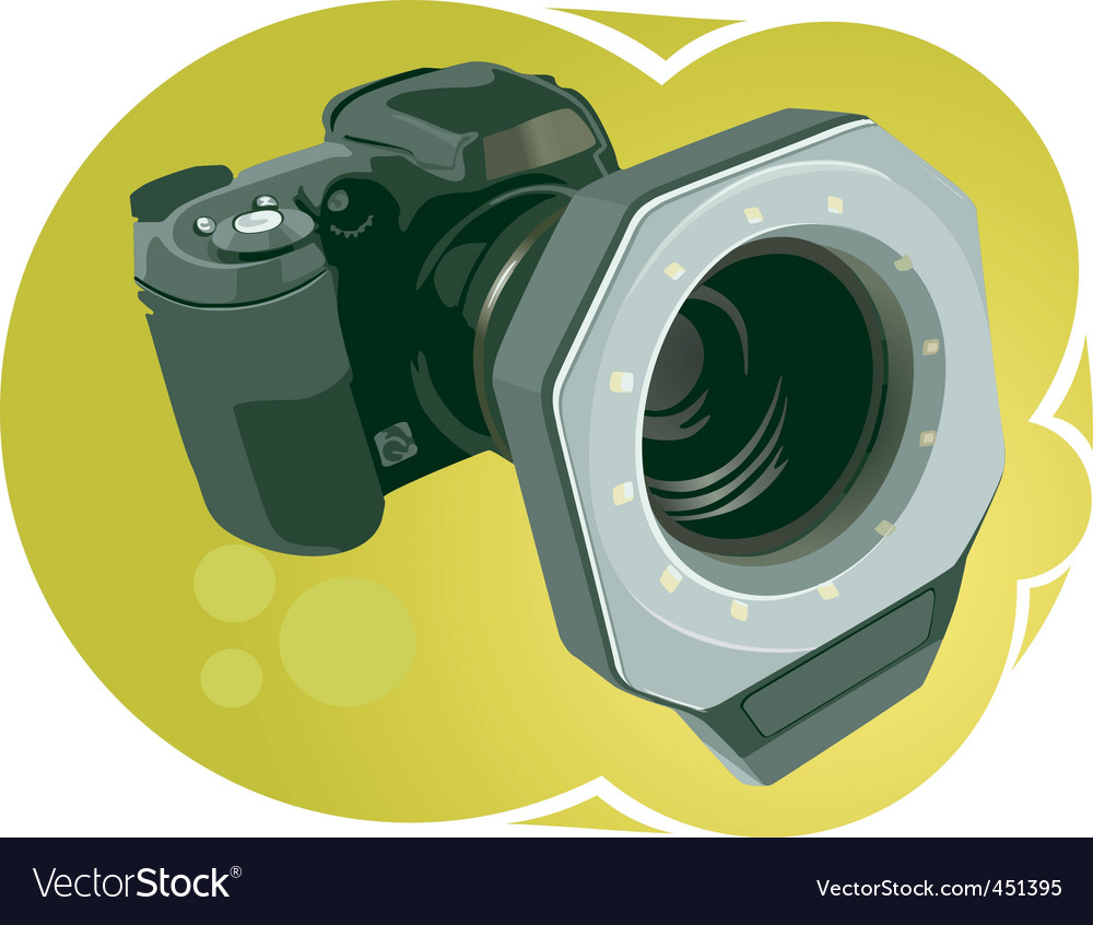 Still camera vector | Price: 1 Credit (USD $1)
