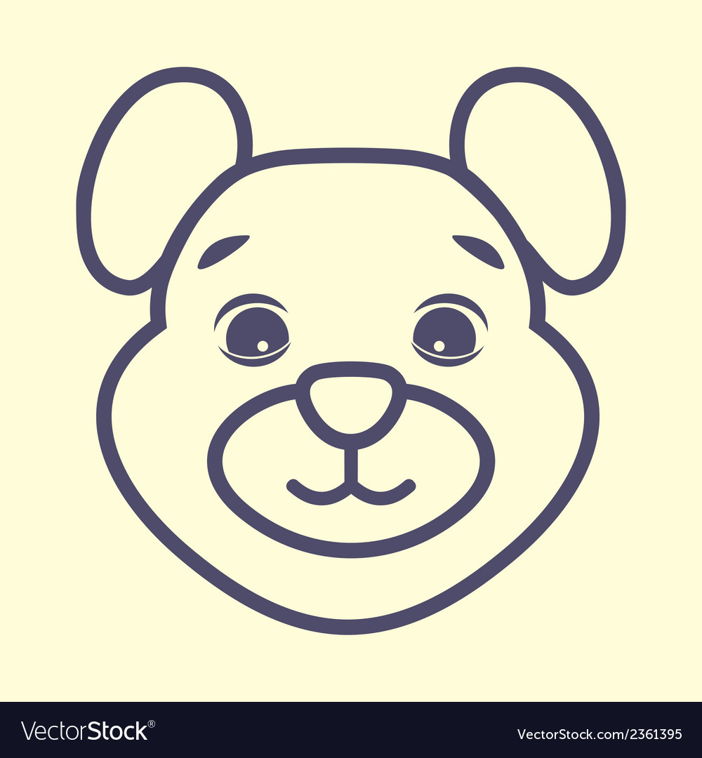 Tedi bear4 vector | Price: 1 Credit (USD $1)