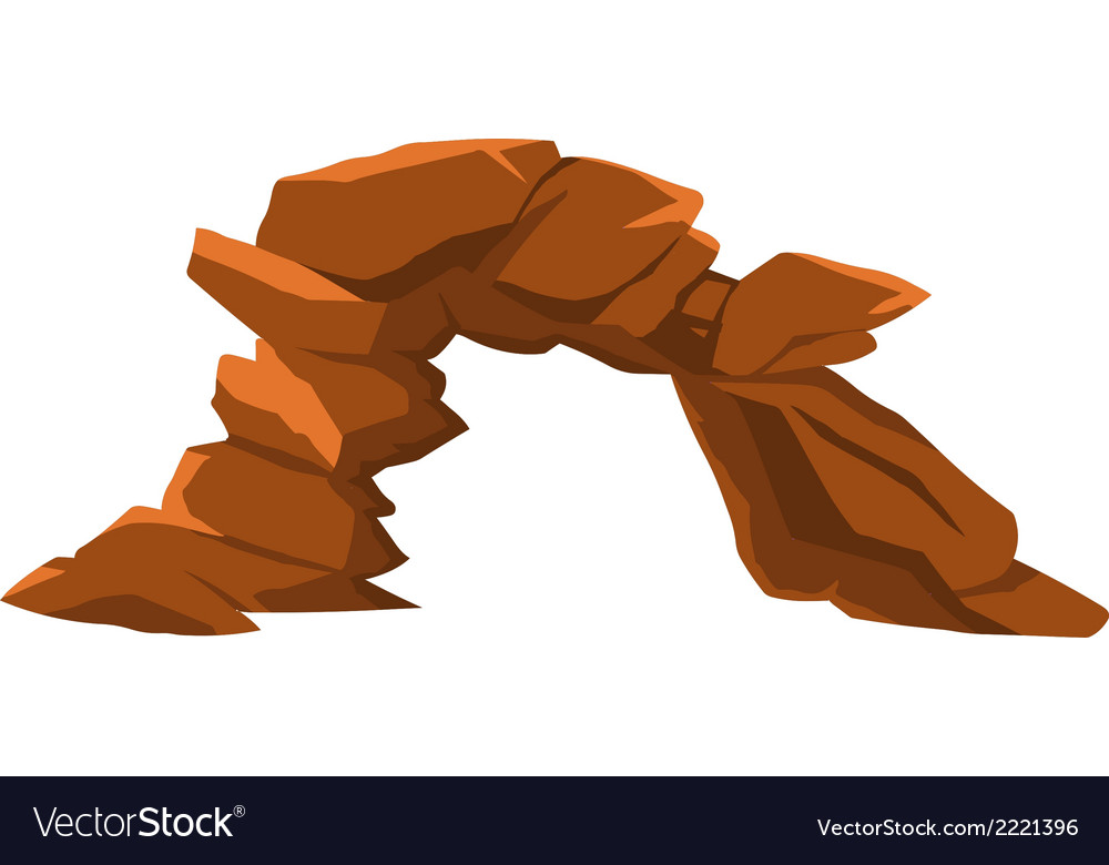 Stone entrance vector | Price: 1 Credit (USD $1)