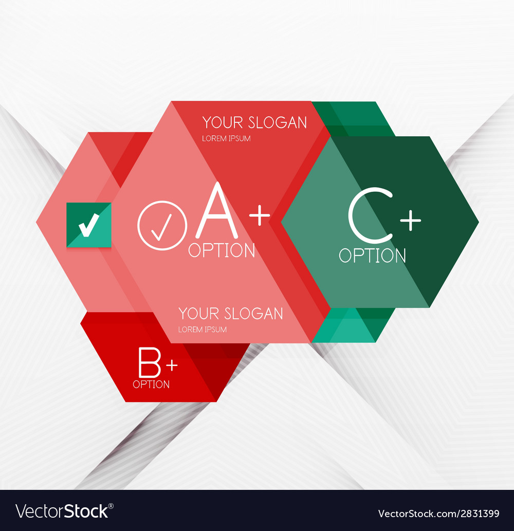 Geometric abstract background layout vector   Price: 1 Credit (USD $1)