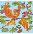Birds sing songs seamless texture vector