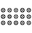 Gear collection vector