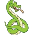 Snake cartoon vector