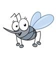 Cartoon mosquito vector