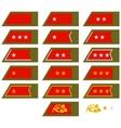 Insignia army slovakia vector