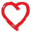 Srce rukom vector