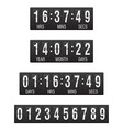 Countdown timer 04 vector