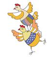 Chicken2 vector