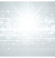 Lens flare light background vector