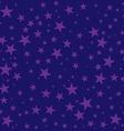 Night sky stars seamless background texture simple vector