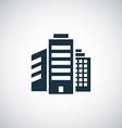 Building icon vector