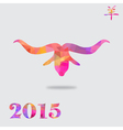 New year 2015 card vector