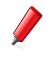 Highlighter pen vector