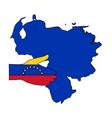 Welcome to venezuela vector