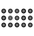 Gear collection vector