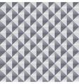 Volumetric abstract texture modern concept rhombus vector